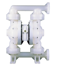 Wilden's revolutionary Advanced™ Series pumps were specifically designed for maximum performance and efficiency. The bolted configuration of these pumps ensures total product containment.