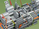 On-Line Electronics offers a very extensive line of WAGO din rail mounted power supplies.