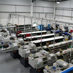 We offer a comprehensive range of cnc precision machining, milling and turning equipment.