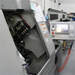 We offer the latest precision milling machines to accommodate all our clients needs.