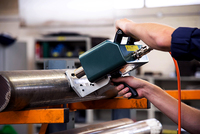 The Pryor Portadot range comprises electrically and pneumatically powered Dot Peen marking machines suitable for engraving identification, logo or 2D barcode information onto a wide range of material shapes and sizes