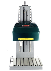 Scribing marking machines technology generates high quality continuous line marking with very low noise level operations.
