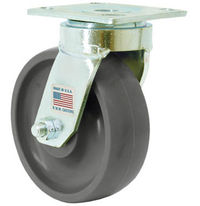 The original inventor and recognized market leader of kingpinless casters, RWM Casters has been a leading domestic manufacturer of industrial casters and wheels for over 75 years.