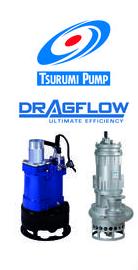 Tsurumi & Dragflow Submersible Pumps