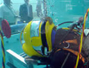 Speciality Welds offer underwater welder Training and certification to Int'l Standards