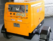 We are please to offer a range of new and used/reconditioned engine driven welding plant.