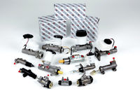 Actuation Parts for Brake master cylinders, Clutch master and slave cylinders, Wheel cylinders, Concentric slave cylinders.