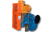 Vessel mounted filtrate extraction pumps