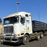 Coal mining transport contracts south africa