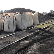 Vereeniging Coal Company have a yard in Vereeniging with a railway siding and the necessarily infrastructure to offload, load, screen, weigh, store and manage bulk non-hazardous materials.