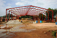 WEP Engineering specialises in Structural Steel Framing. Contact us for all your Structural Steel Framing requirements.
