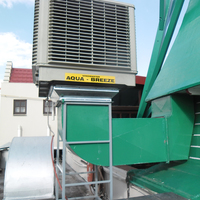 The Windmaster® Aqua-Breeze range of Evaporative Coolers are South African designed and manufactured to effectively cool most commercial and industrial applications like schools, retail centres, offices and warehouses.