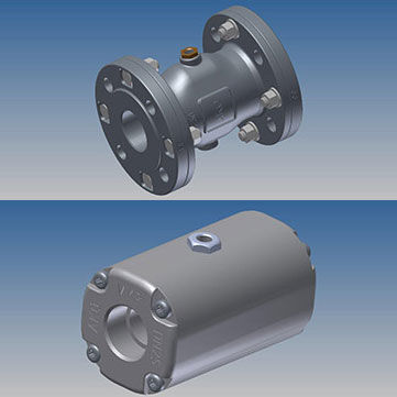 Pinch Valve, AKO Valves, Conveying Valves