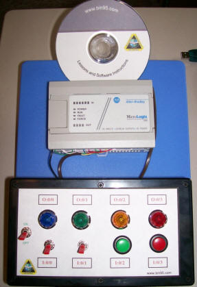 PLC Training Equipment