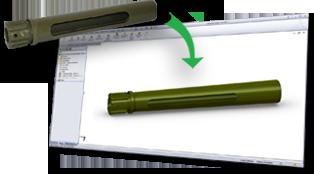 3D Modeling / Drafting