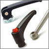 Clamping Levers from Elesa