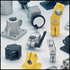Tube Clamps from Elesa