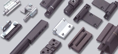 Hinges from EMKA