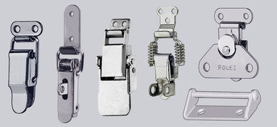 Toggle latches from EMKA