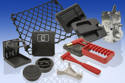 Commercial vehicle accessories from EMKA