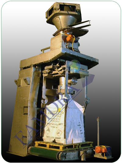 Bulk Bag Filler,  Bulk Bag Filling Machine, Bag Filling Machine, Big Bag Filler