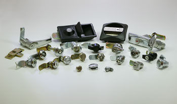Camlocks and Handles from FDB Panel Fittings