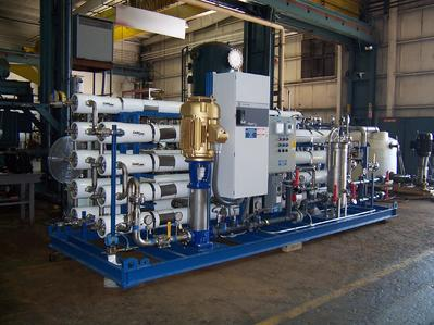 Commercial Reverse Osmosis Water Systems