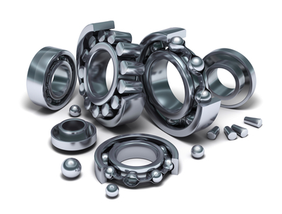 Replace Roller Bearings