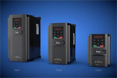 INVT Low Voltage AC Variable Speed Drives GD Range