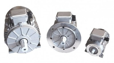 Low Voltage Aluminium Motors