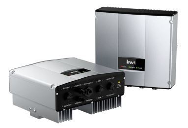 INVT BPD Series Solar Pump Inverter