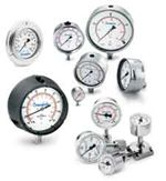 Pressure Gauges, Industrial Pressure Gauges, Process Pressure Gauges