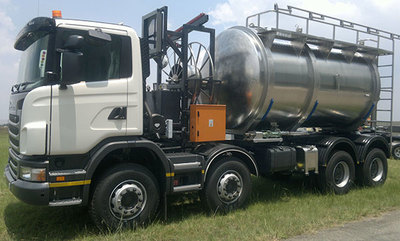 Trucks Tankers