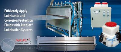 AutoJet Spray Lubrication System