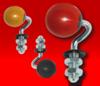 Omnitrack Omnifloat Ball Castor Units