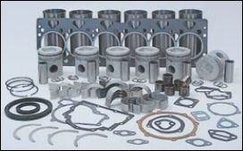 Mitsubishi Equipment Engine Parts, Engine Overhaul Kits, Engine Gasket Sets, Bearing Sets, Engine ReRing Kits