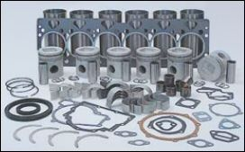 Mitsubishi Diesel Engine Parts, Engine Gasket Sets, Bearing Sets, ReRing Kits