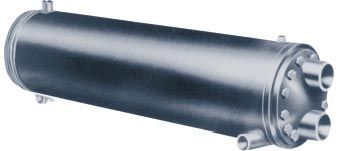 Shell & Tube Condensers, Marine Condensers