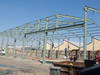 Custom Made Steel Structures, Steel Structures, Steel Structure Manufacturers, Frame Structure