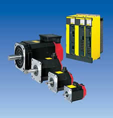 Tigertek Industrial Services Fanuc Servo Motor Repair