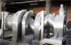 For Sale: Patterson-Kelley Stainless Zig-Zag Mixer