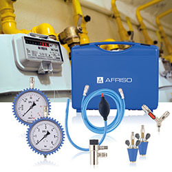 Leak test set DPK 60-5 from AFRISO