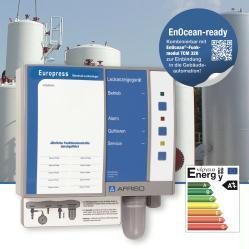 New generation of leak detector Europress with EnOcean from AFRISO