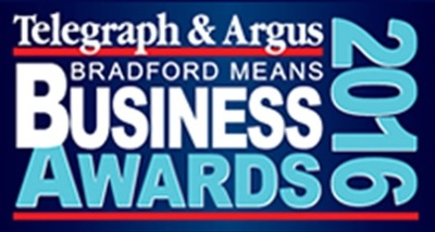 A double win for Airedale Springs at the Bradford Means Business Awards 2016