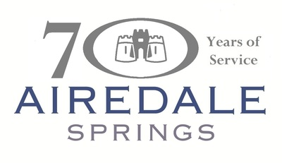 A Special Year for Airedale Springs...