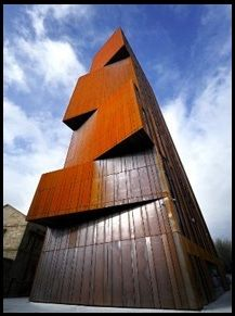Best Tall Building 2010 Corten Steel A J Marshall Special