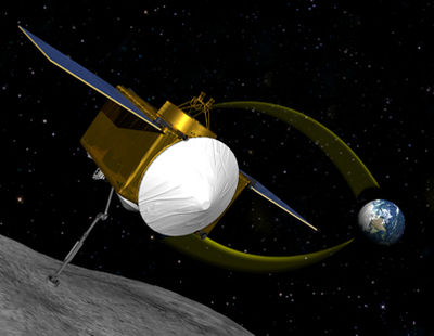 BEI Kimco's Custom VCA Meets Space Requirements for NASA's Asteroid Sample Return Mission Scanner
