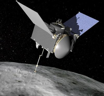 BEI Kimco Voice Coil Actuator On-Board NASA's Spacecraft to Bennu
