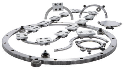 PRT Precision Ring and Track