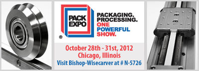 Bishop-Wisecarver Exhibiting at Pack Expo in Chicago